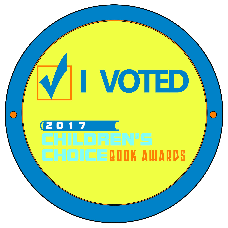 I voted badge
