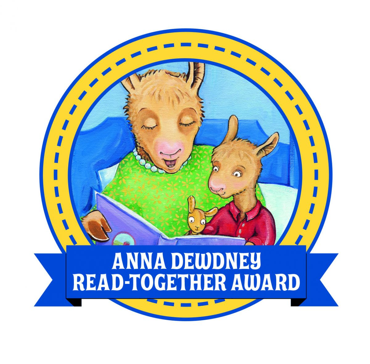 Nominate Now for the Anna Dewdney Read Together Award