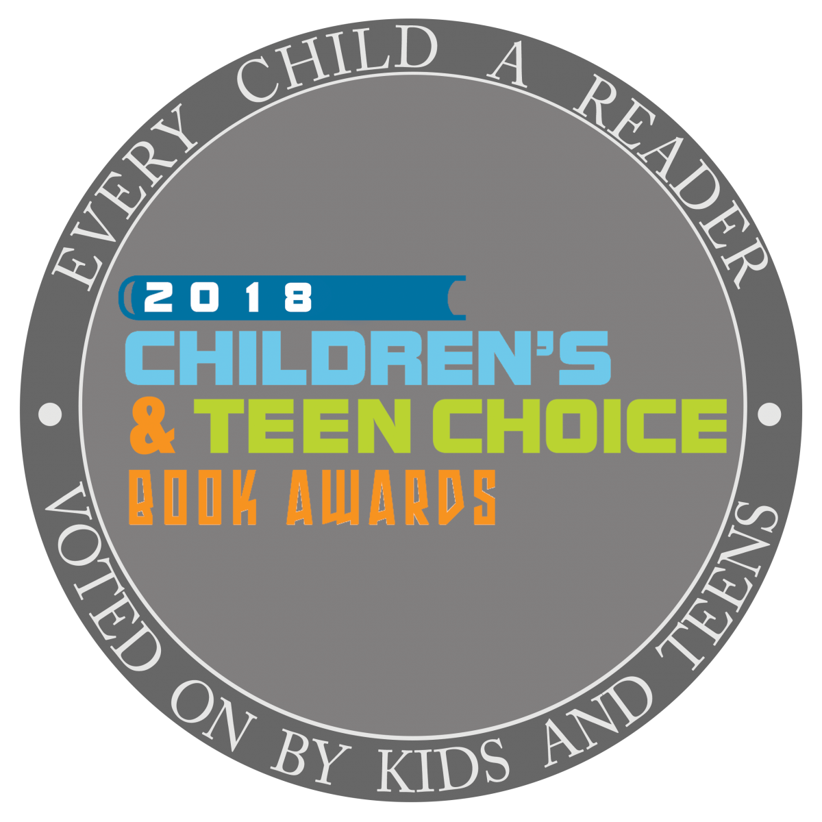 "Let kids ""VOICE THEIR CHOICE""! Voting Now Open for 2018 Children's & Teen Choice Book Awards"