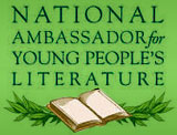 National Ambassador for Young People's Literature logo