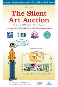 Silent Art Auction at BookExpo to Feature Artwork From 125 Illustrators