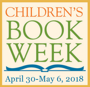 Five New 2018 Children's Book Week Bookmarks Revealed