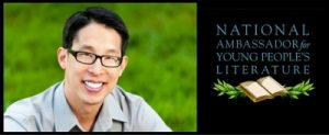 National Ambassador Gene Luen Yang's Creativity in Progress Series: Part 11