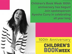 Children's Book Week Celebrates 100 Years of Reading