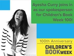 Ayesha Curry BookWeek100