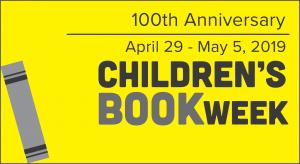 It's Children's Book Week!!