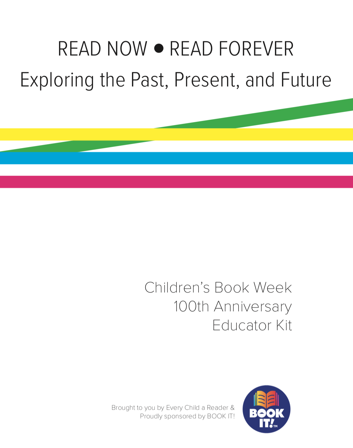 BookWeek100 Educator Kit
