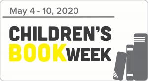 Celebrate #BookWeek2020atHome May 4-10