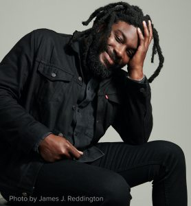 Jason Reynolds Named New National Ambassador for Young People's Literature