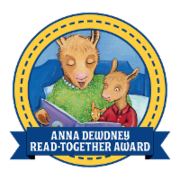 Fourth Annual Anna Dewdney Read Together Award Winner and Honor Books Announced