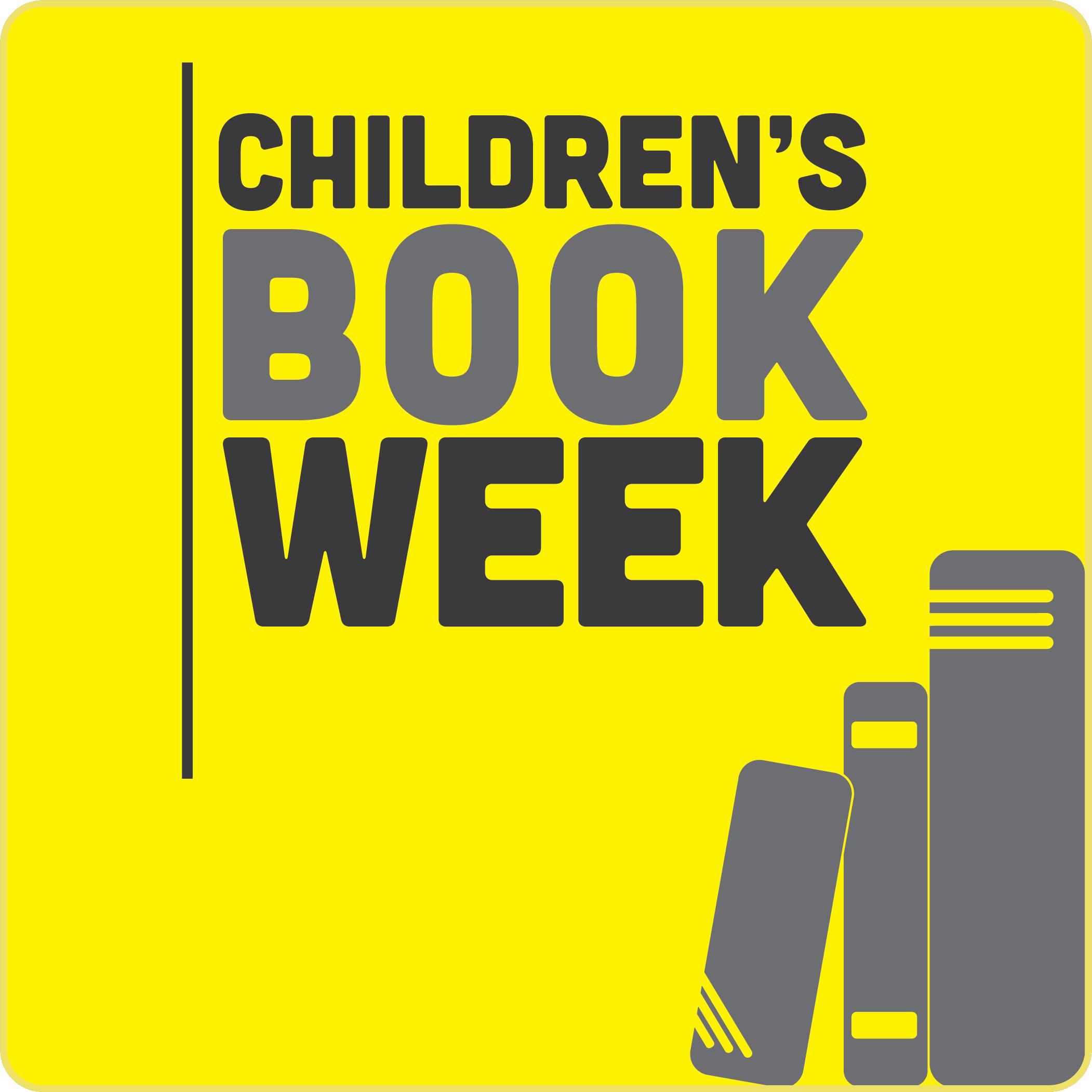 Children's Book Week logo