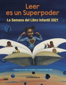 Children's Book Week Poster Image Revealed in PW Children's Bookshelf