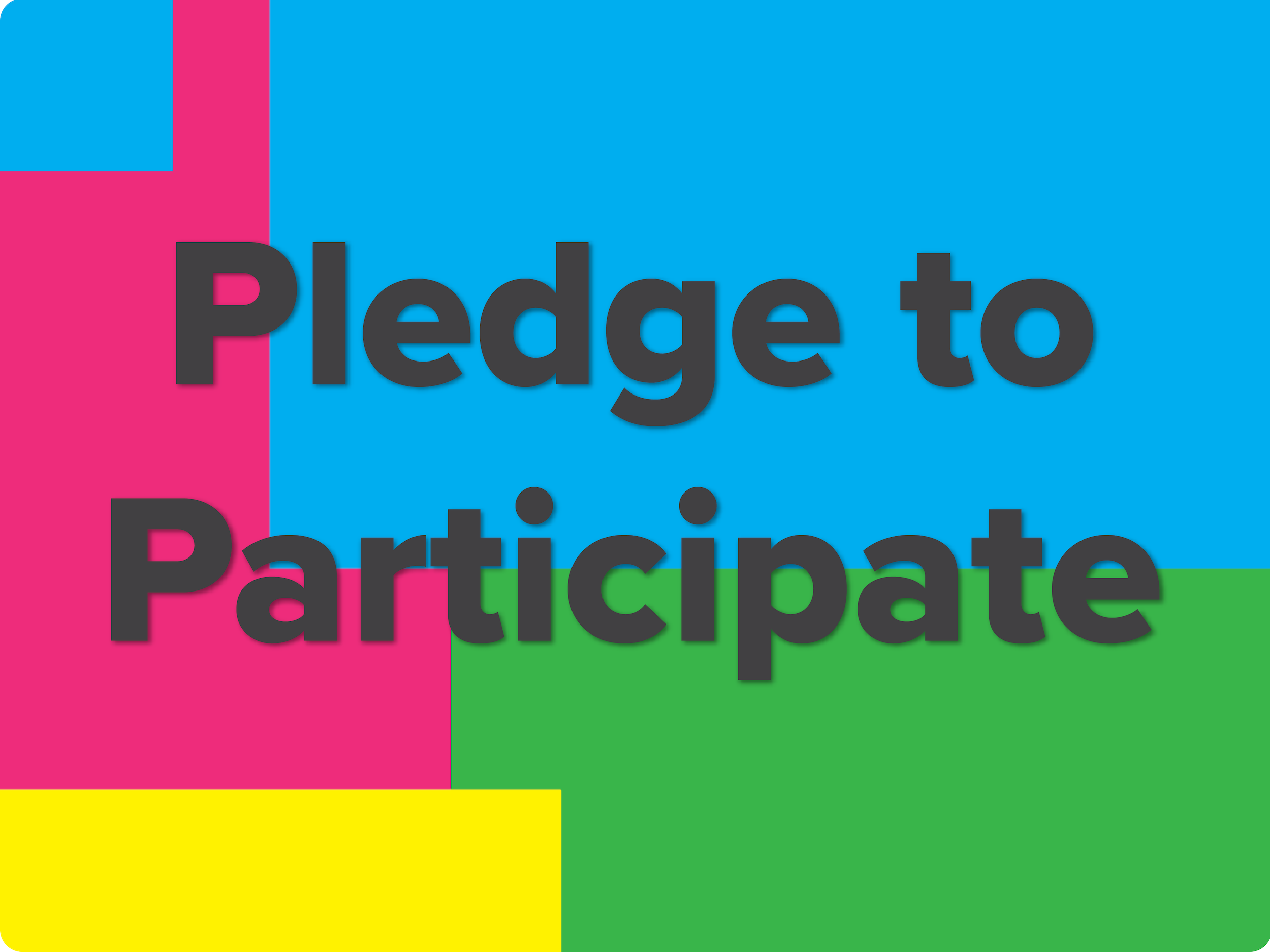 2021 Pledge