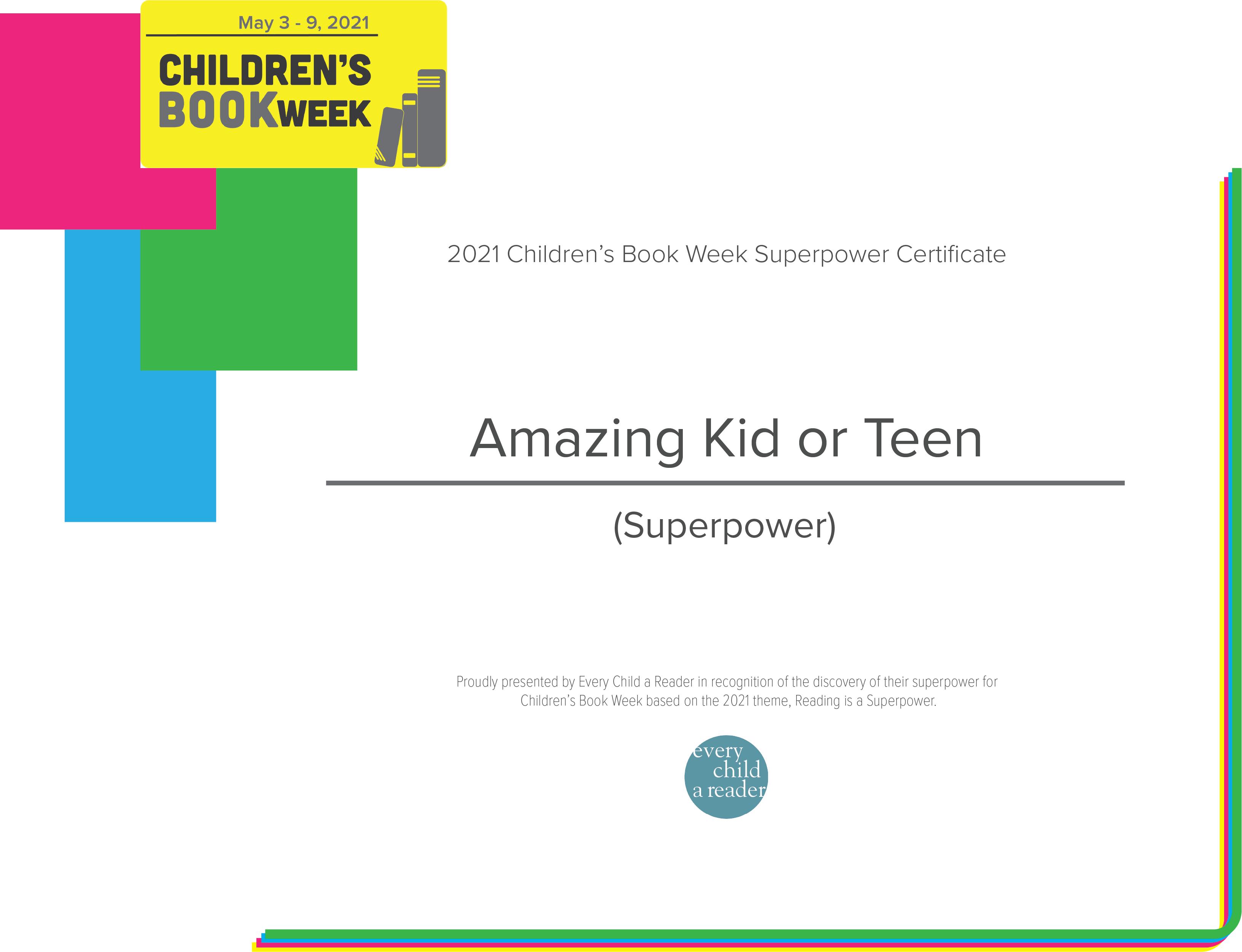 2021 CBW Certificate