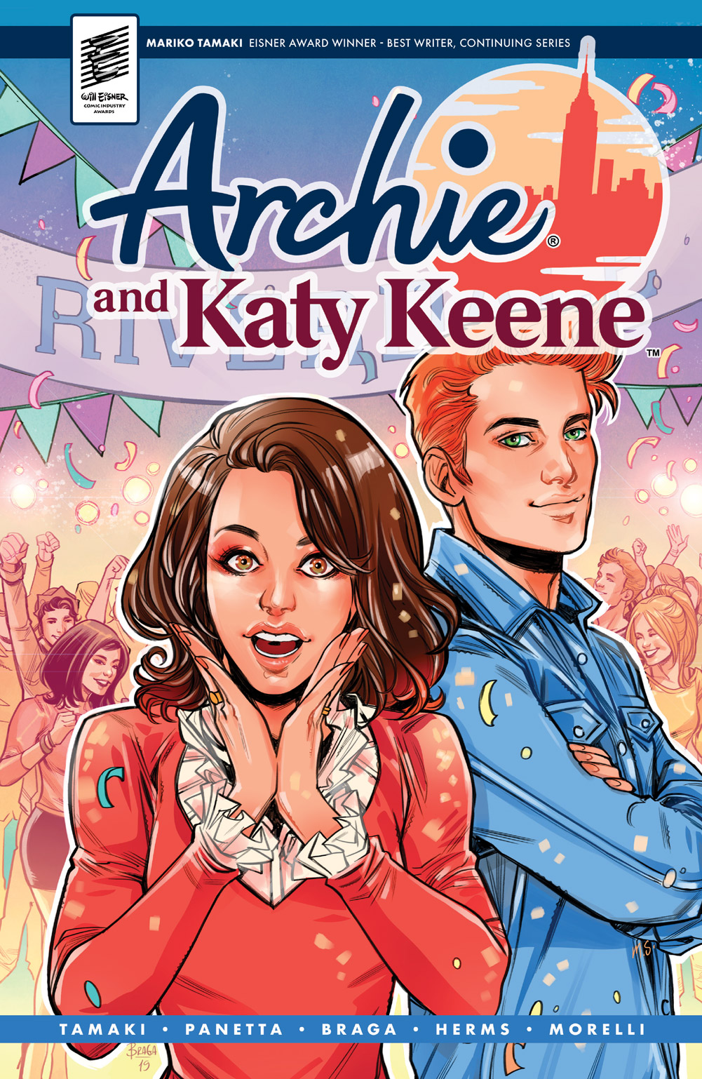 Archie & Katy Keene Cover7
