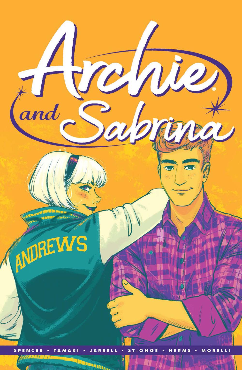 Archie & Sabrina Cover8