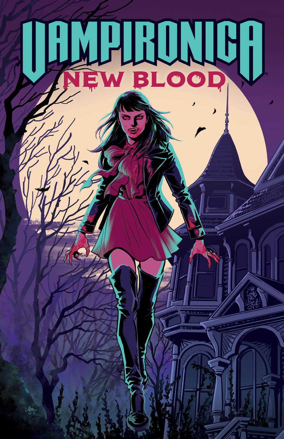 Vampironica Cover98