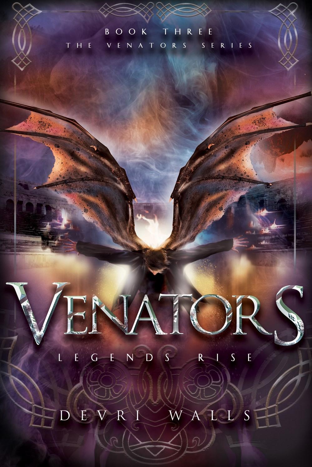 Venators Cover99