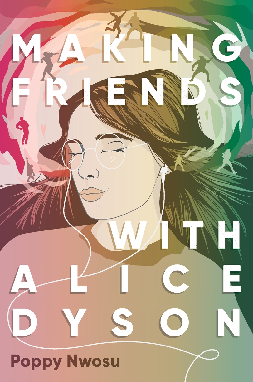 Making Friends with Alice Dyson Cover65