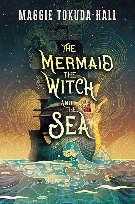 The Mermaid, the Witch, and the Sea Cover66