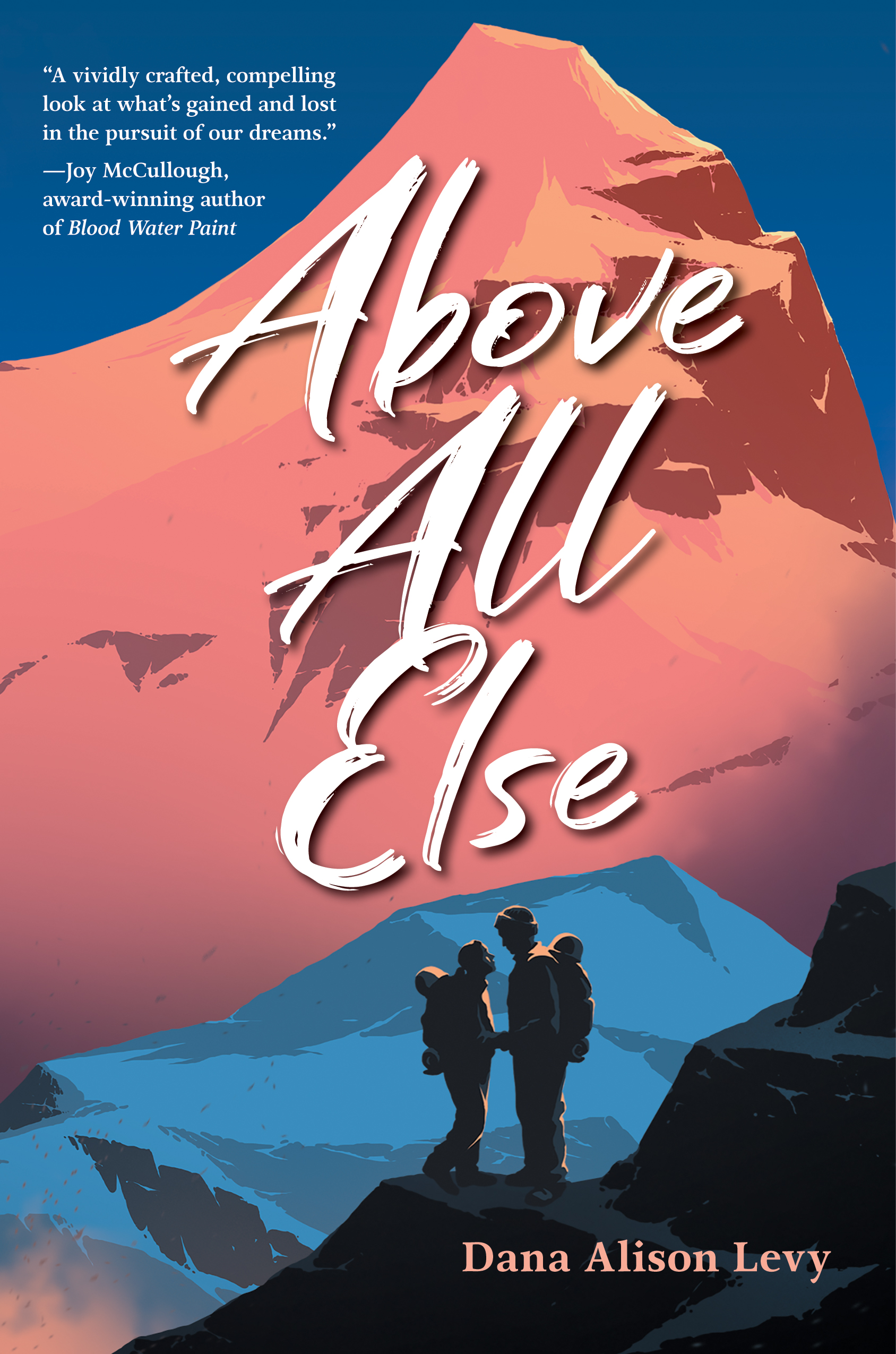 Above All Else Cover1