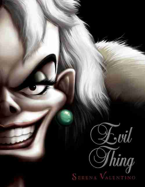 Evil Thing Cover35
