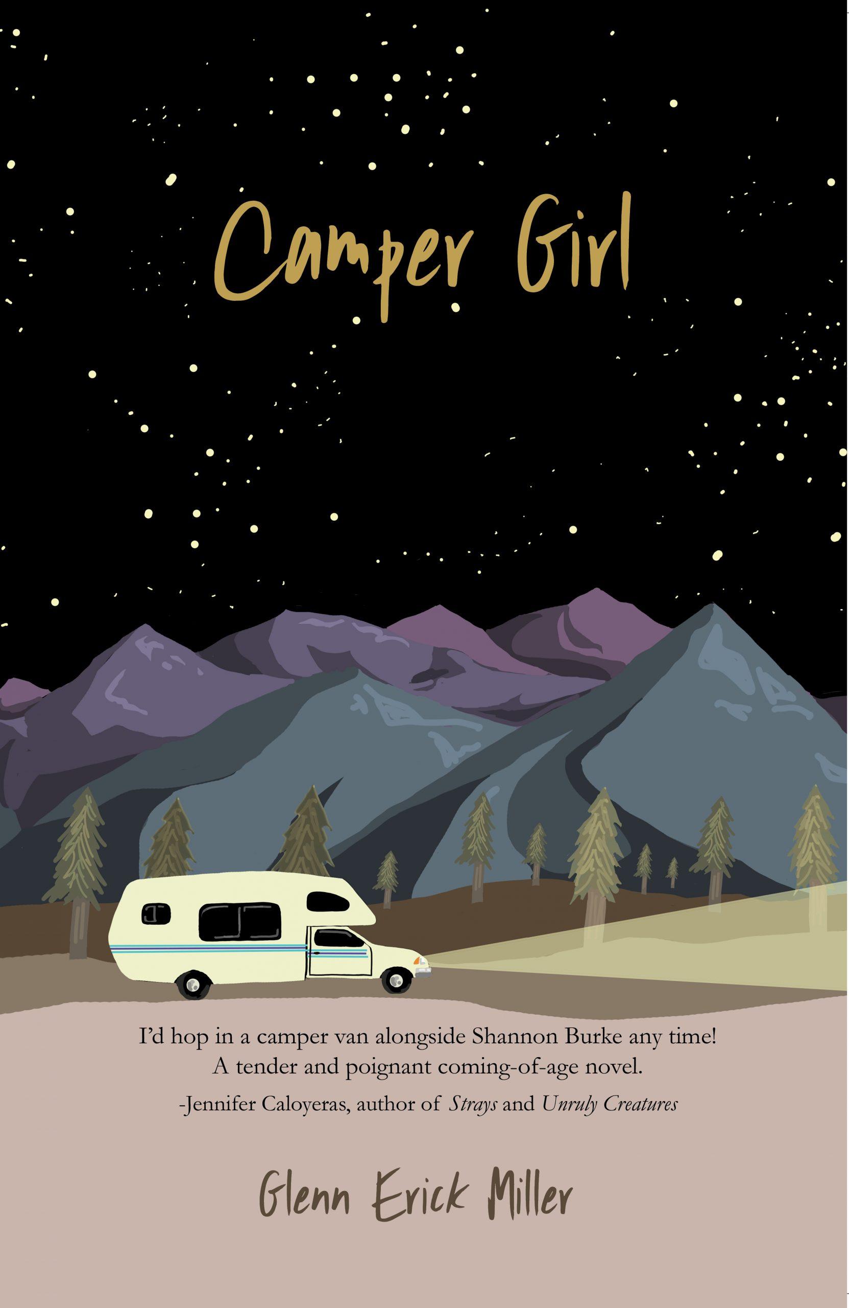 Camper Girl Cover22