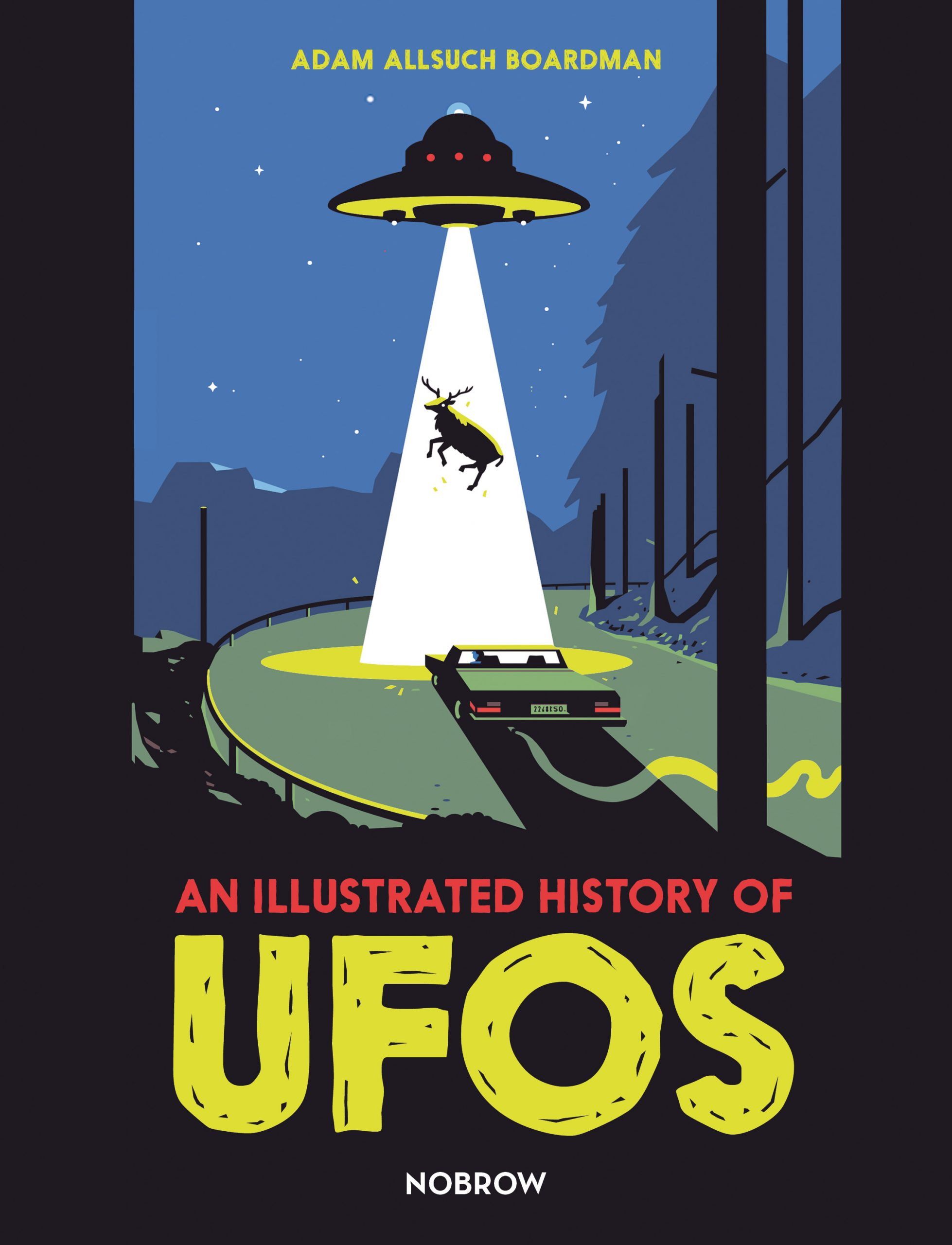An Illustrated History of UFOs Cover52
