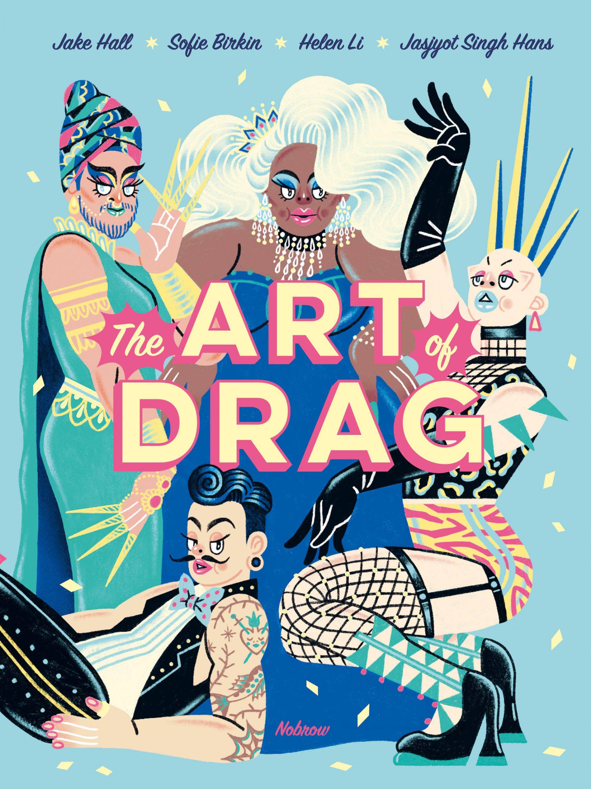 The Art of Drag Cover9