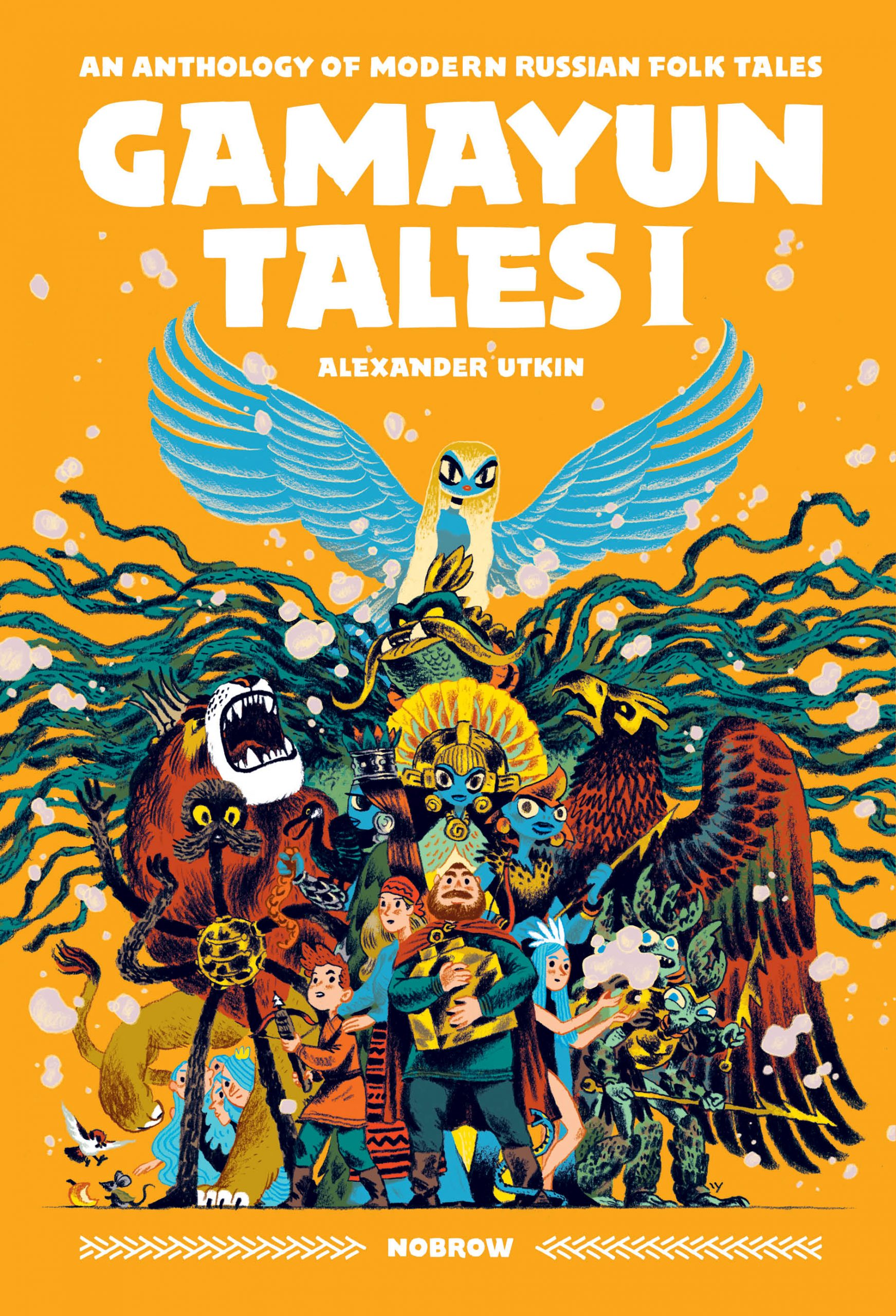 Gamayun Tales I Cover42