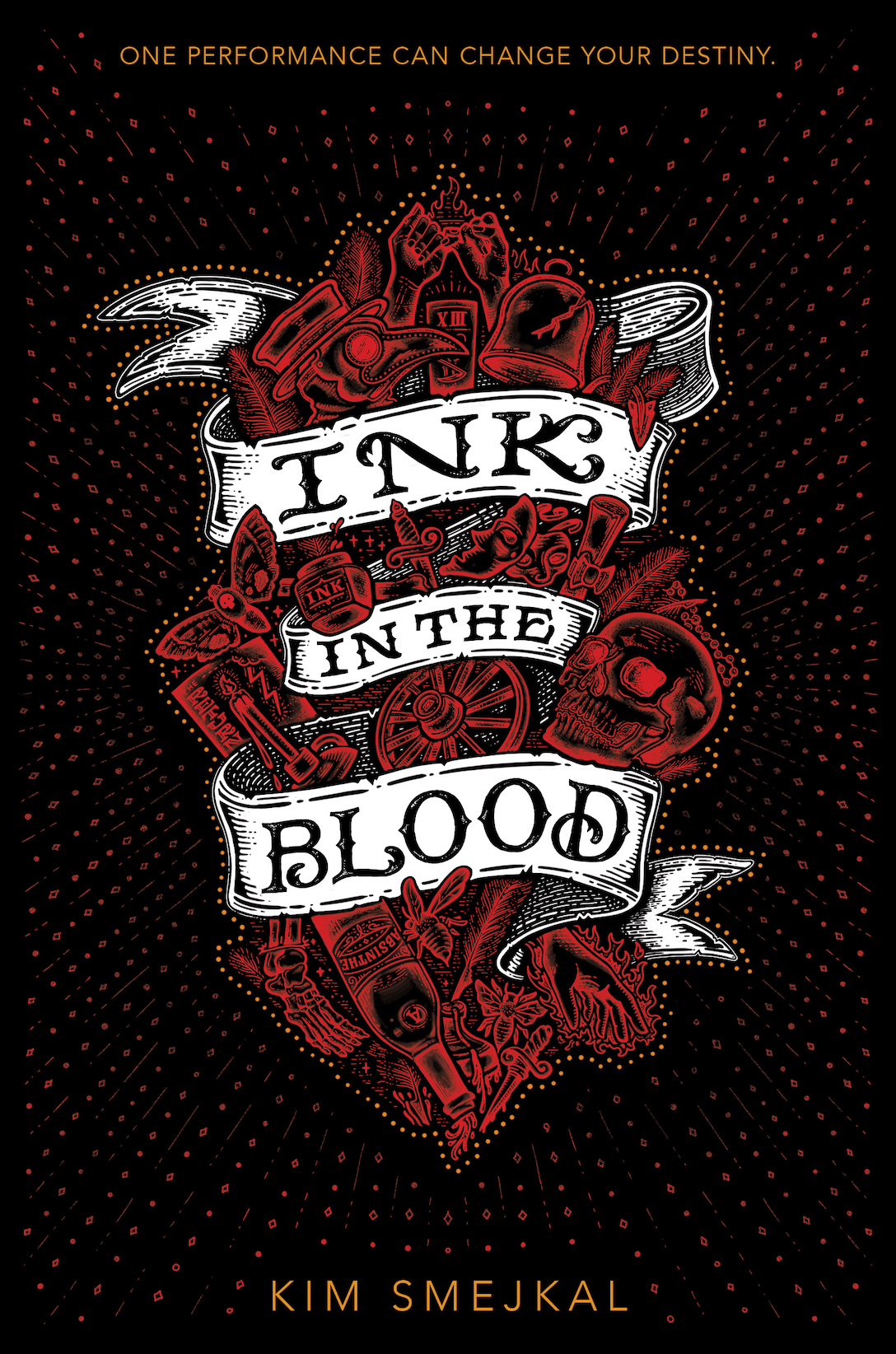 Ink in the Blood Cover54