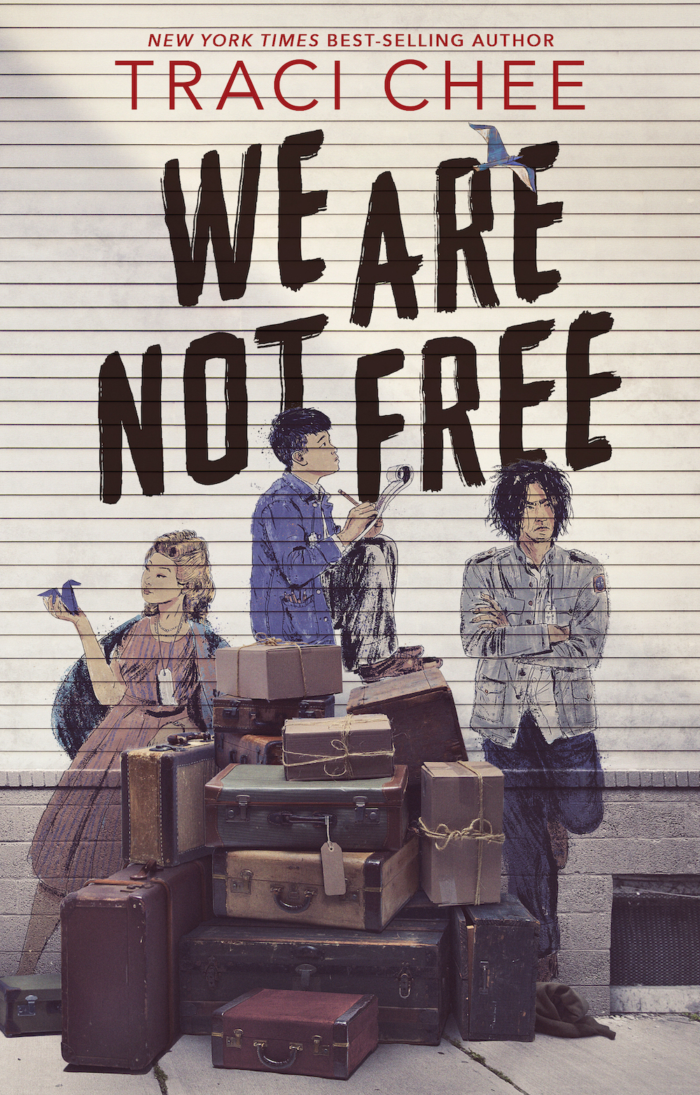We Are Not Free Cover102
