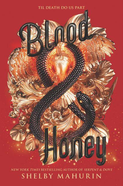 Blood & Honey Cover16