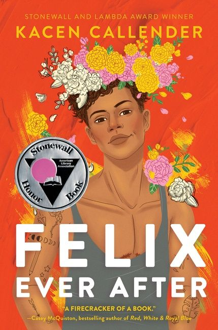 Felix Ever After Cover38