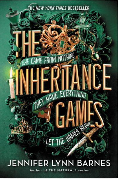 The Inheritance Games Cover53