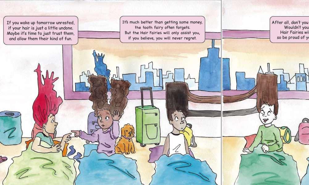 The Hair Fairies Cover53