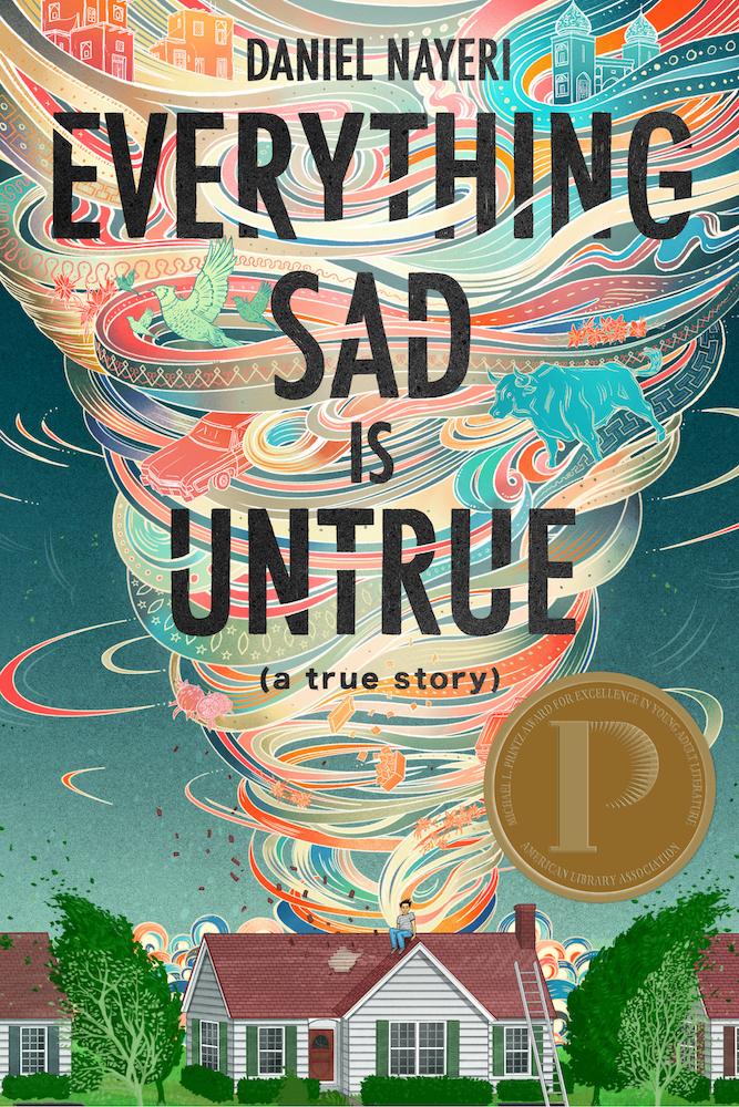 Everything Sad is Untrue Cover34