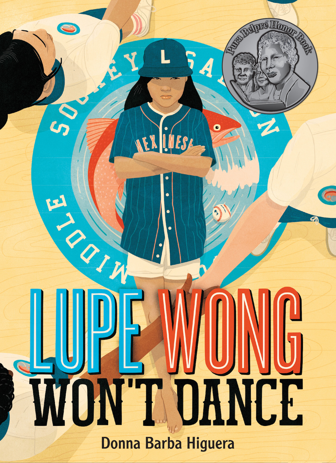 Lupe Wong Won't Dance Cover63