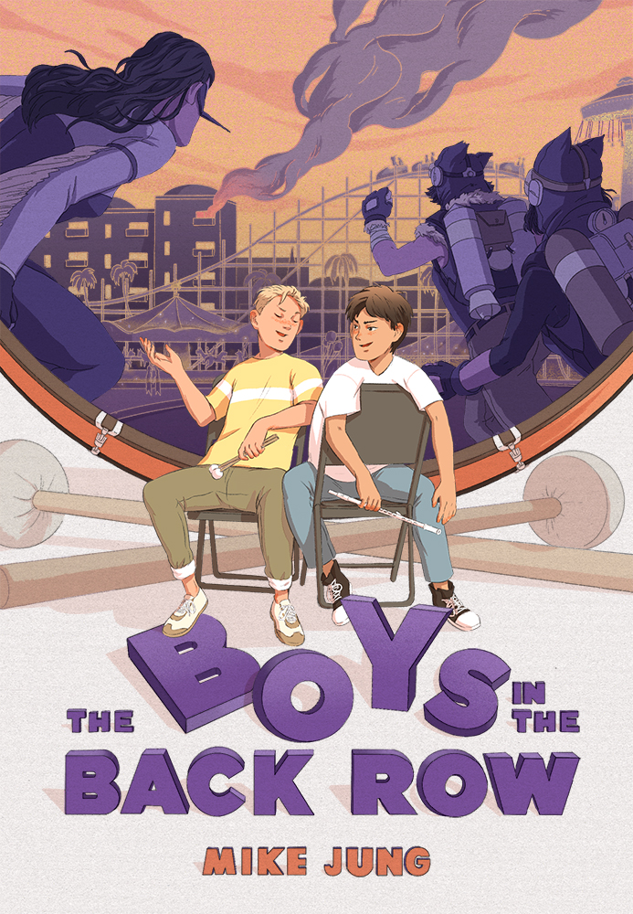 The Boys in the Back Row Cover19