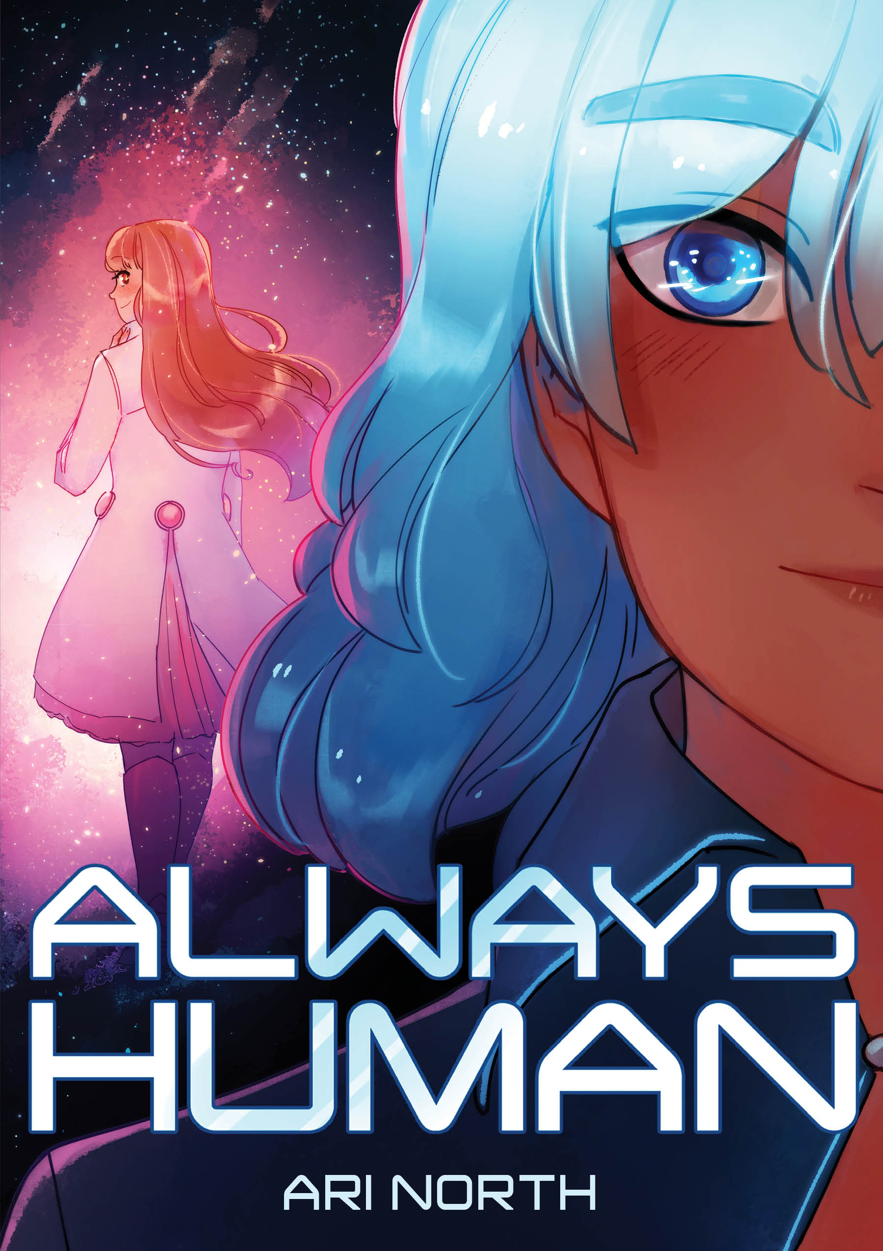 Always Human Cover4
