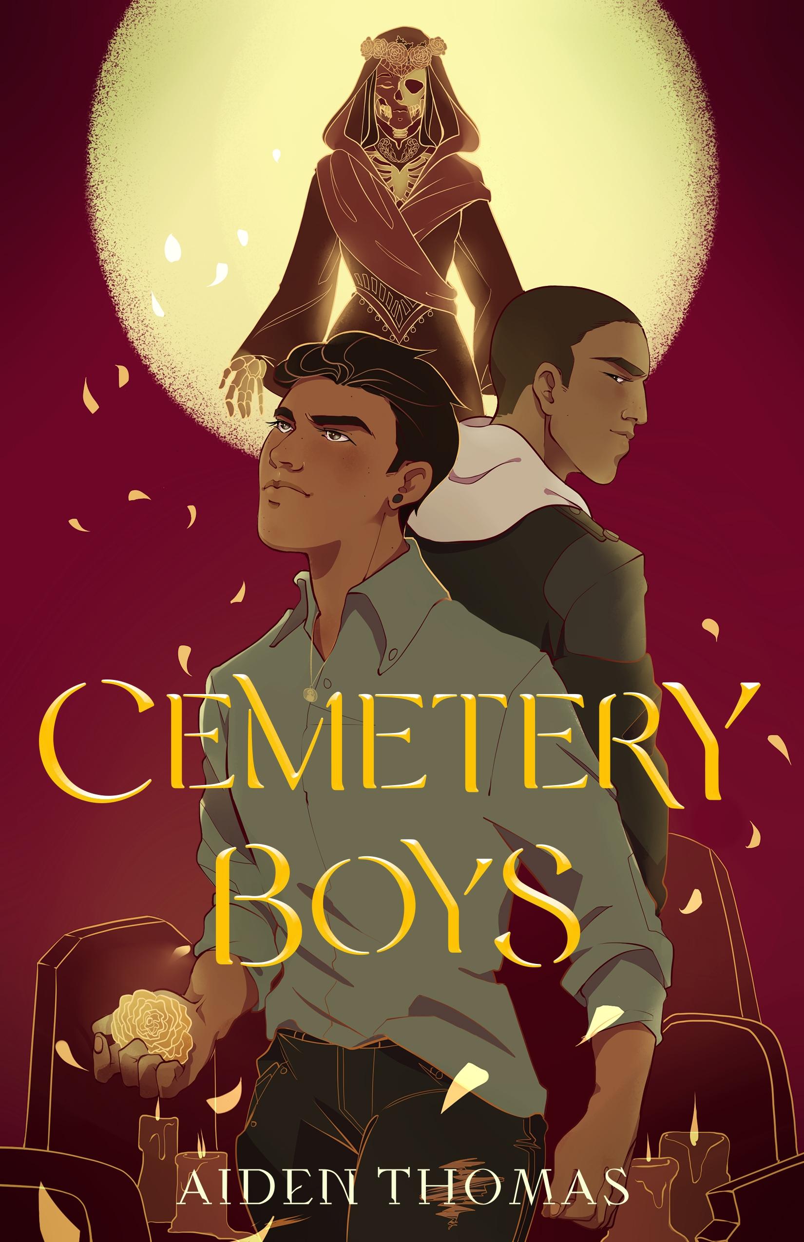Cemetery Boys Cover23