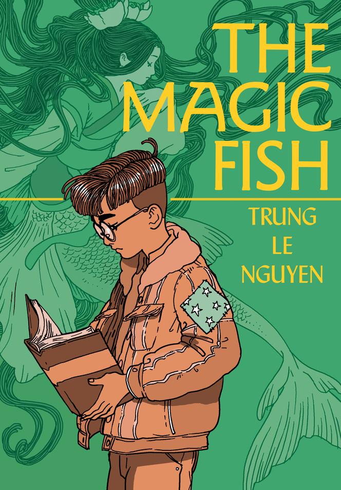 The Magic Fish Cover64