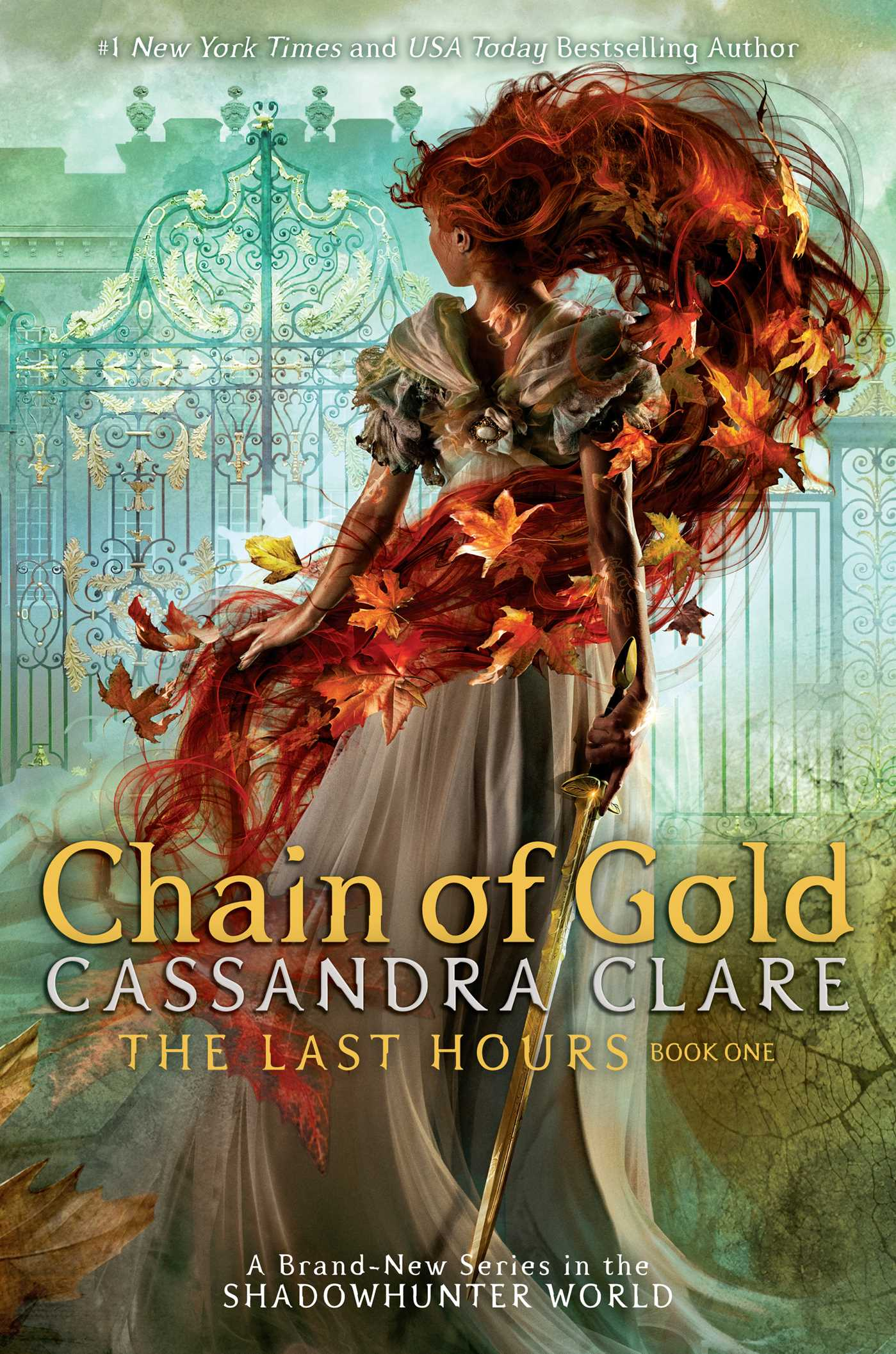 Chain of Gold Cover24