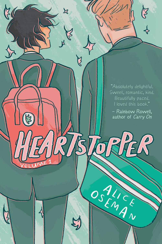 Heartstopper Vol. 1 Cover47