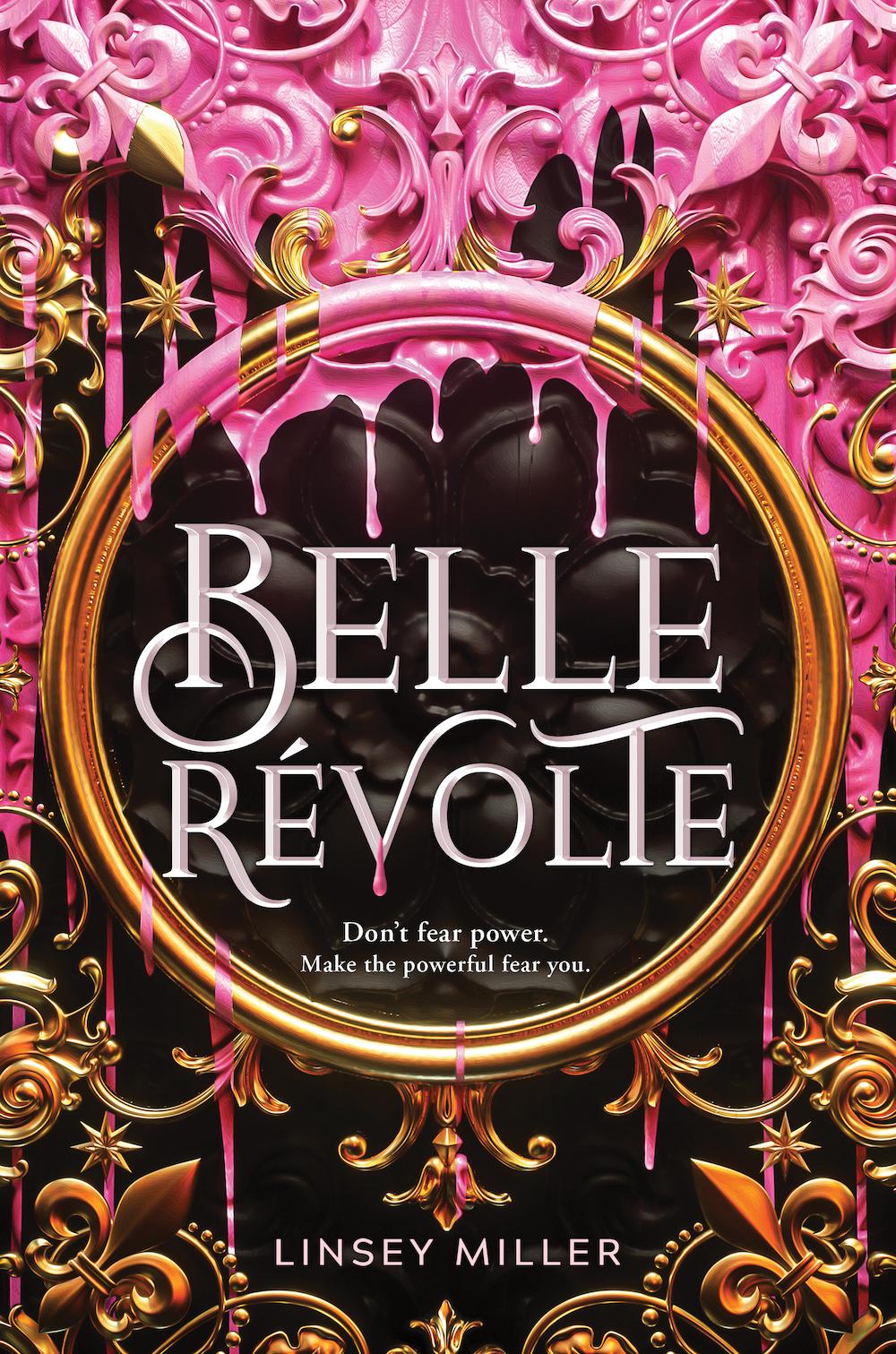 Belle Revolte Cover12
