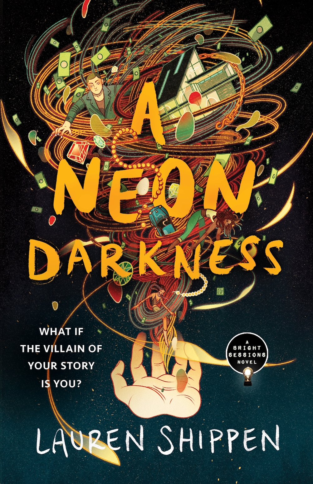 A Neon Darkness Cover68