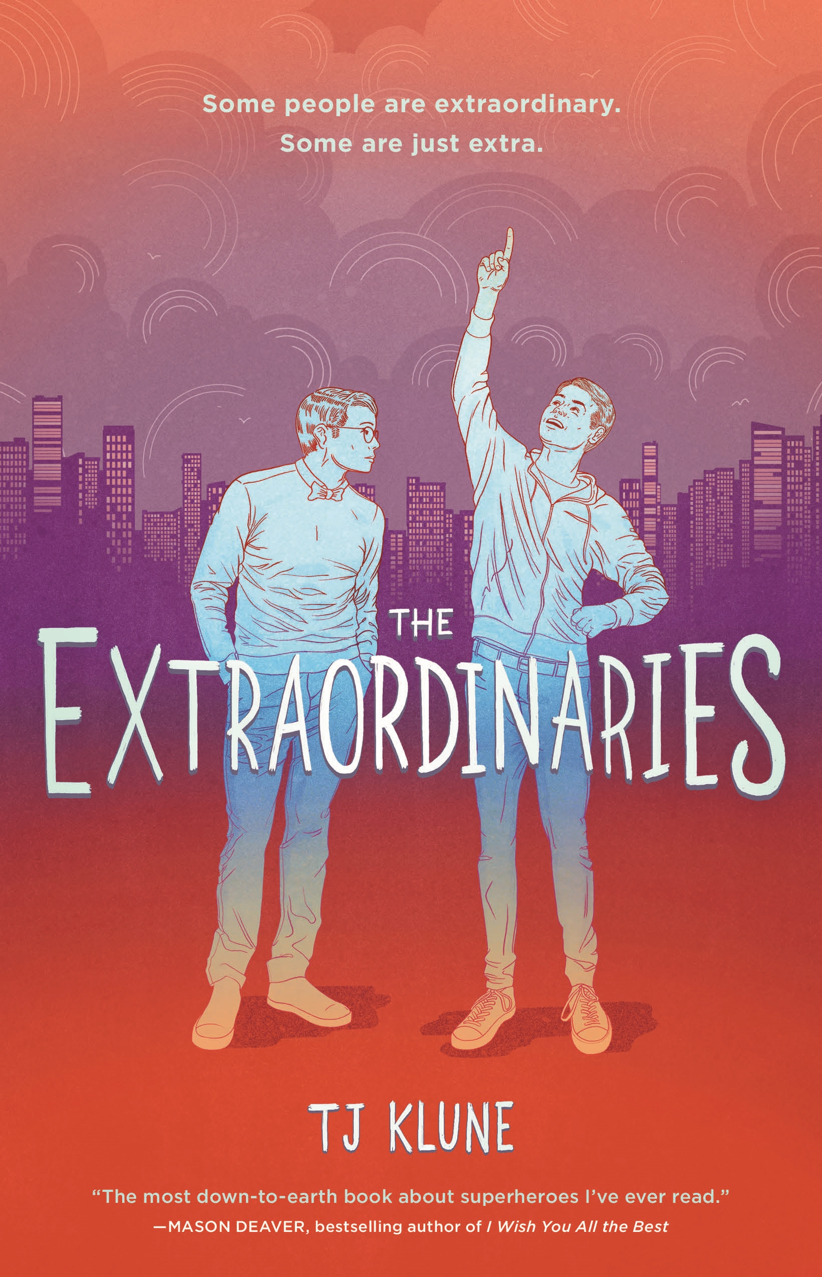 The Extraordinaries Cover36