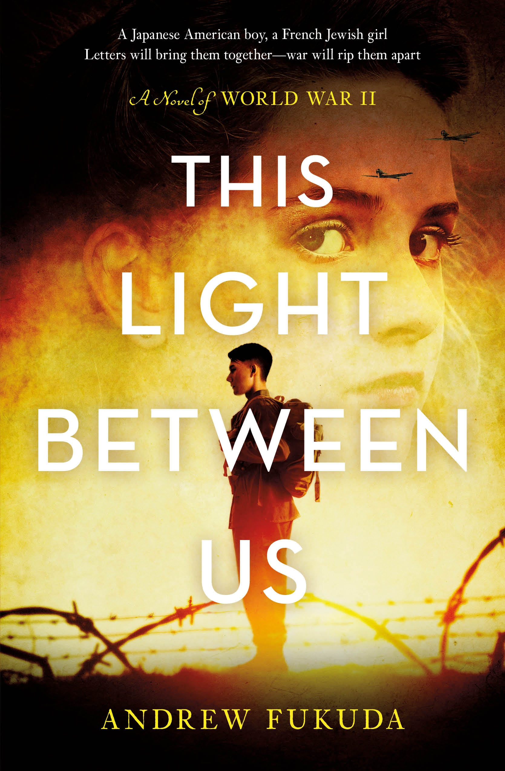 This Light Between Us Cover97