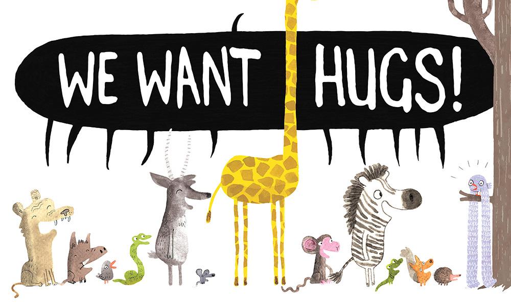 Bird Hugs Cover18